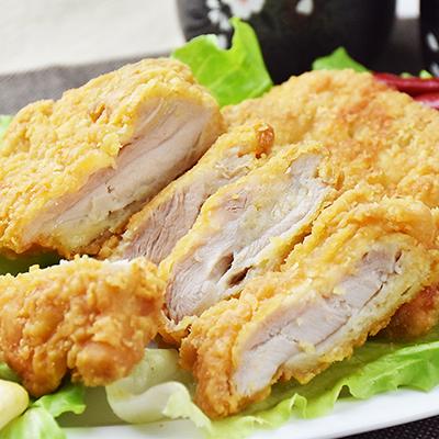 全熟美式厚切雞腿排(5入/包)