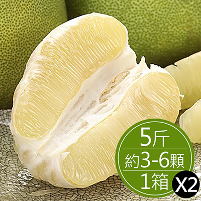 30年麻豆文旦(5斤)*2箱
