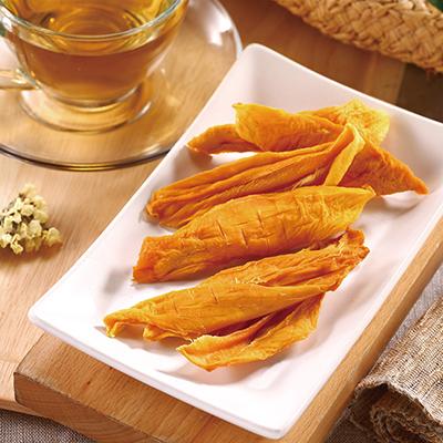 100%芒果無糖天然鮮果乾(80g±5%/包)