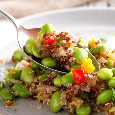 毛豆輕沙拉-和風柚子風味(140g/包)