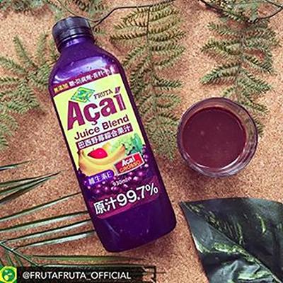巴西野莓綜合果汁禮盒(930ml*3入/盒)