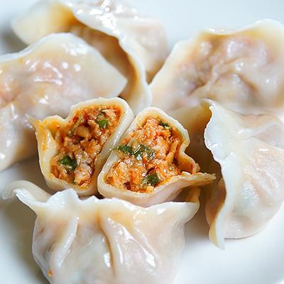 嗆辣泡菜水餃(780g±5%/包(約30顆)