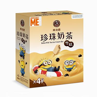珍珠奶茶雪糕(85g*4支/盒)