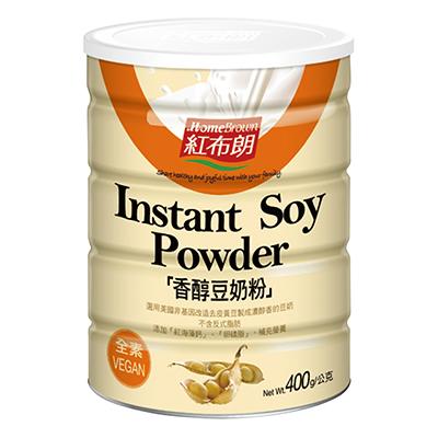 香醇豆奶粉(400g/罐)