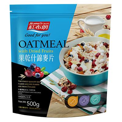 果乾什錦麥片(500g/袋)