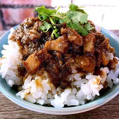 客家梅乾魯肉(113g±5%*10小包入)