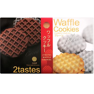 雙色鬆餅餅乾禮盒(18枚/盒)