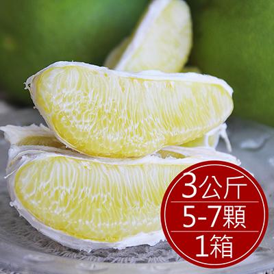 台南麻豆40年老欉文旦 (5~7顆/盒)