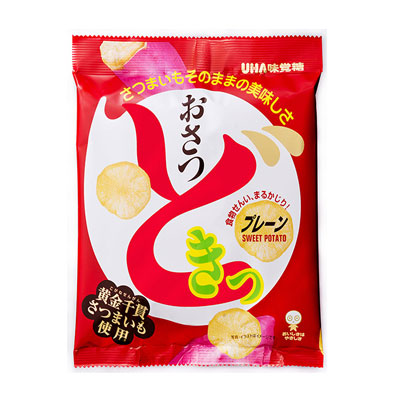 地瓜薯片-原味(65g/袋)
