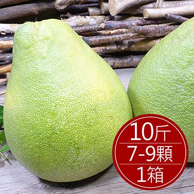 麻豆文旦禮盒(10斤/7-9顆)*1箱