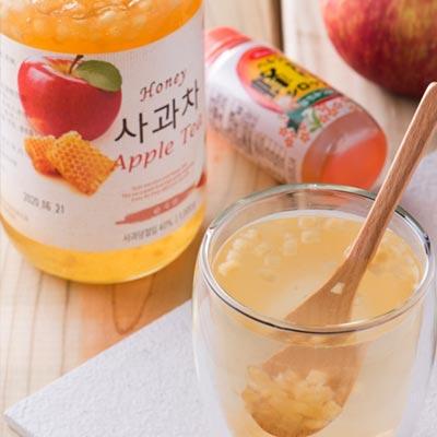 蜂蜜蘋果茶(1000g/罐)