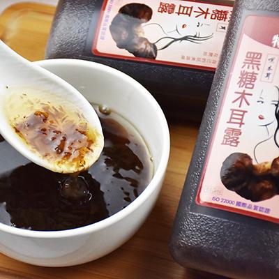 黑糖黑木耳露(440ml/罐)