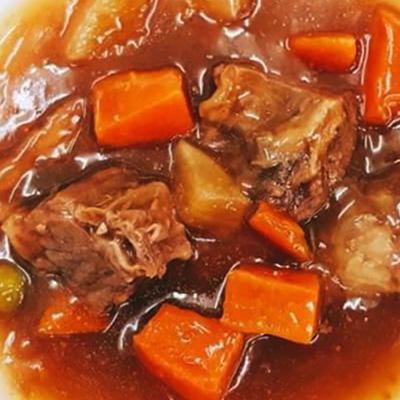 即時獨享調理包-紅燒牛腩(320g±10%)