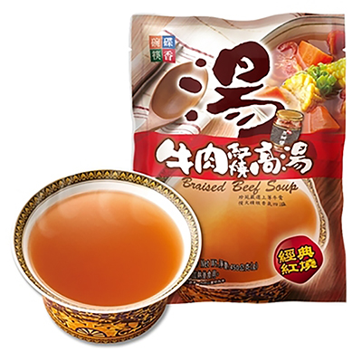 紅燒牛肉湯(450g/袋)