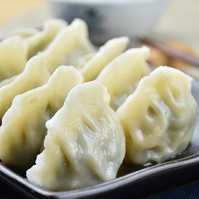北方手工餃-韭菜20顆(480±5%/包)