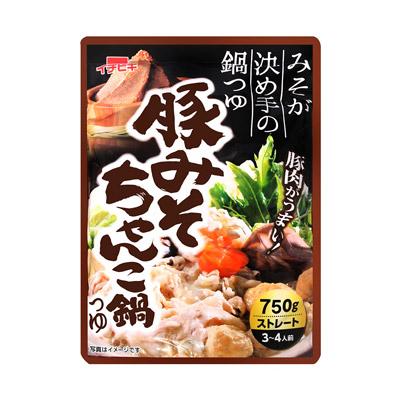 火鍋高湯底(豬肉專用味噌風味)(750g/袋)