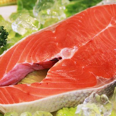 阿拉斯加鮭魚切片(150g/包)