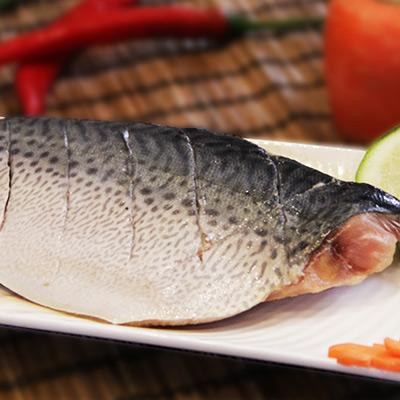 挪威鯖魚排(100g/包)