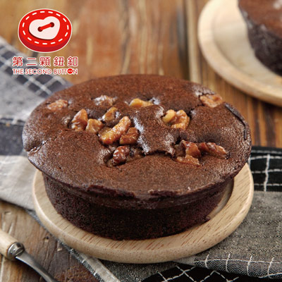 香蕉布朗尼mini cake (3吋/盒,共四盒)