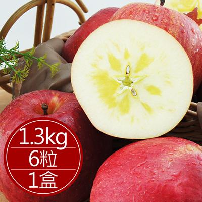 日青森蜜蘋果(1.3kg/6粒)*1盒