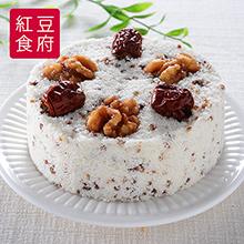 紅豆食府 紅棗核桃鬆糕(280g/盒)