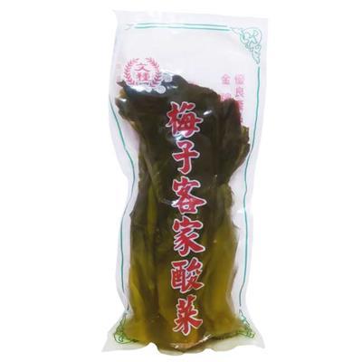 梅子客家酸菜300公克(半斤)±10%