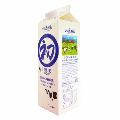 初鹿牧場-初鹿100%純鮮乳946ml