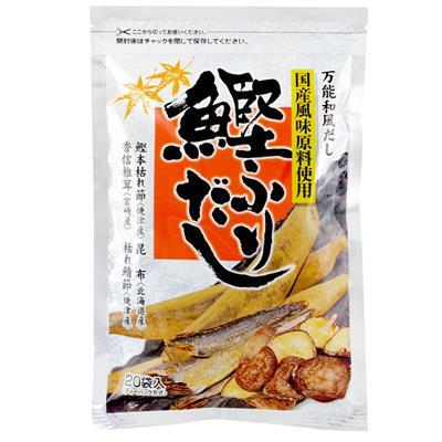 美式賣場特選和風鰹魚高湯包*20小包