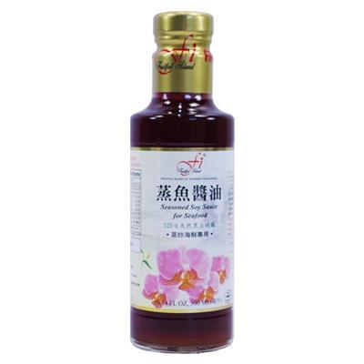 美式賣場FI蒸魚醬油300ml