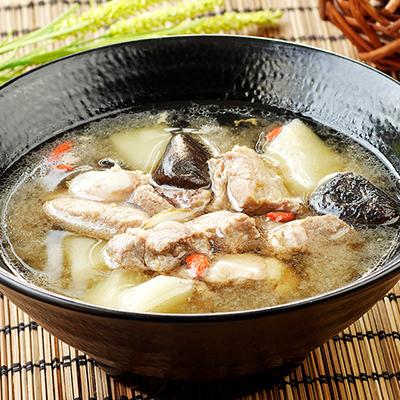 青木瓜排骨湯(500g±5%/包)