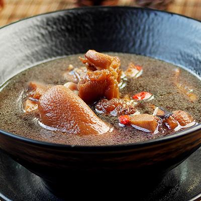藥膳豬腳湯(500g±5%/包)