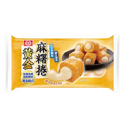 黃金麻糬捲(120g±5%/包)