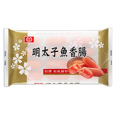 明太子魚香腸(120g±5%/包)