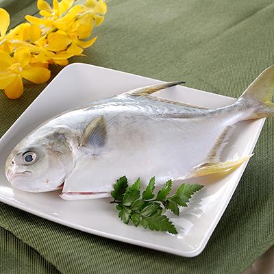 黃金鯧全魚(450g±50g/包)