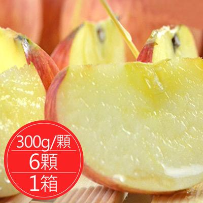 美國蜜蘋果(6顆)*1箱