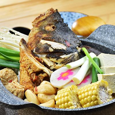 砂鍋魚頭(2700g/包)