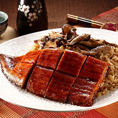 狀元鰻魚油飯(1020g/盒)