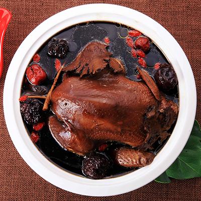 黑金人蔘雞湯(2500g/盒)
