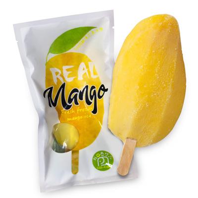 我最芒Real Mango 鮮凍芒果冰棒80g/支