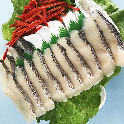 七星鱸魚片(火鍋片)(300g±10%/包)