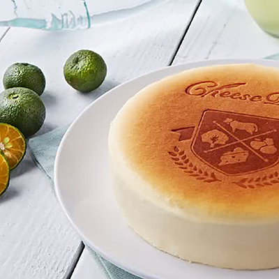 蜜韻青檸乳酪蛋糕(6吋/盒)