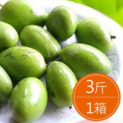 台灣嚴選青芒果(3斤)