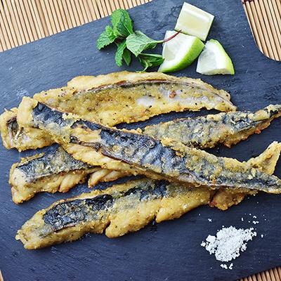 黃金菲力魚柳(蒜香)(300g±10%/包)