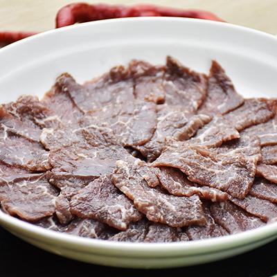 炒肉片(牛)(200g±5%/包)