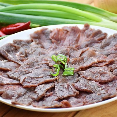 清燙肉片(200g±5%/包)