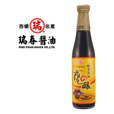 甕釀黑豆醬油(十二瓶入)