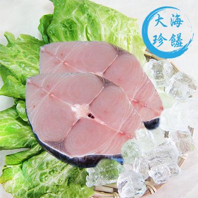 印尼厚切土魠魚(220g/片,共兩片)
