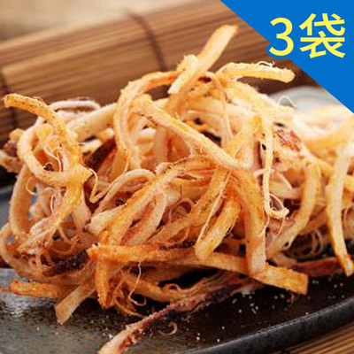 鮮烤魷魚口味任選3袋