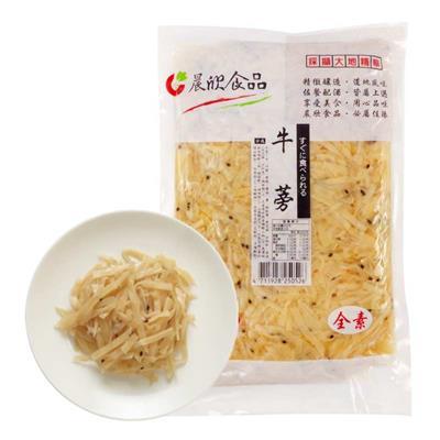 調味牛蒡(600g±10%日式小菜)