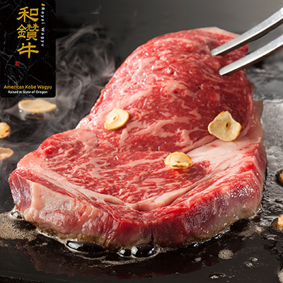 美國產日本種和牛PRIME熟成凝脂嫩肩牛排120g